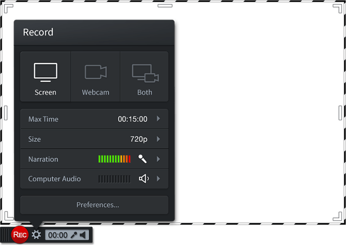 Screencast-O-Matic Screen Recorder
