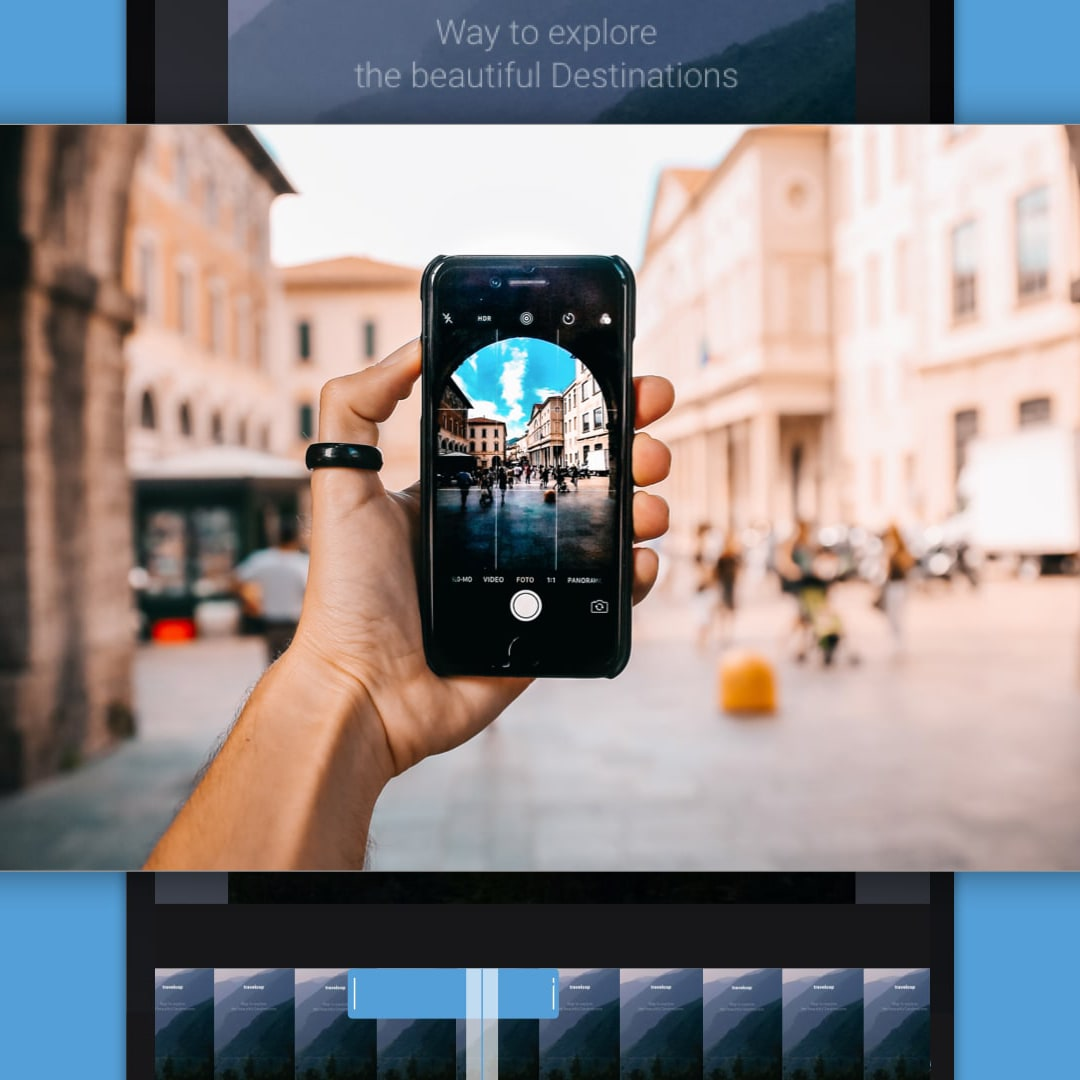 android video editing