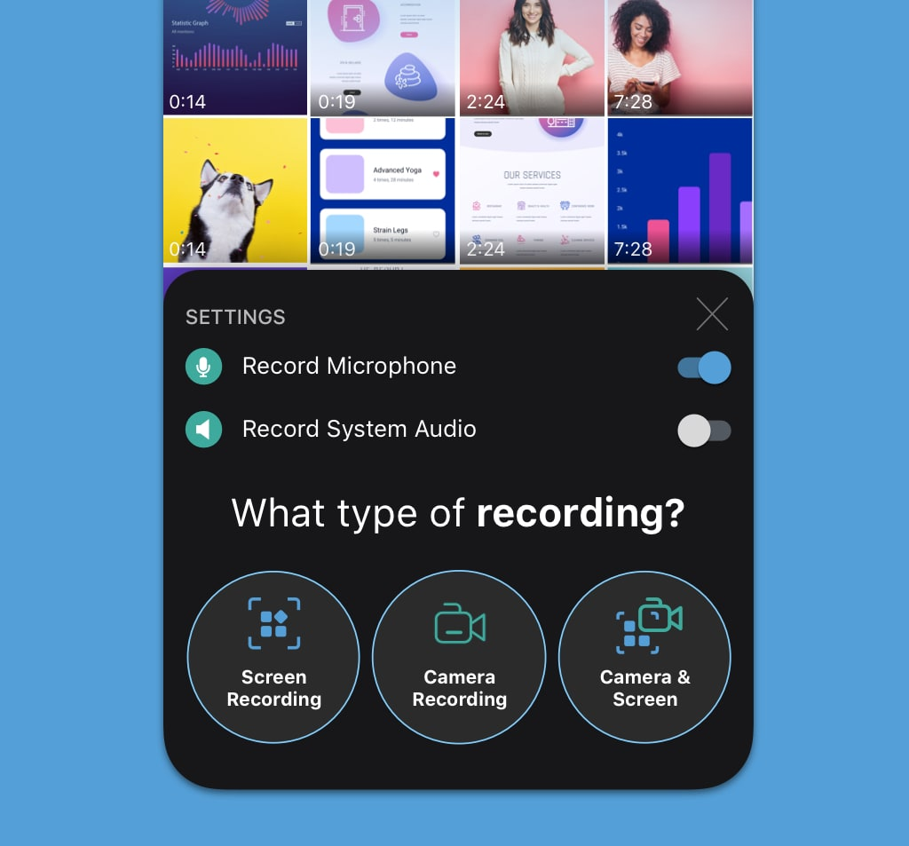 record your android (without ads)