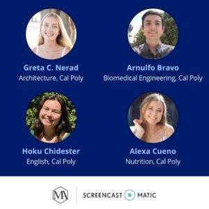 Screencast-O-Matic Mentorship Academy