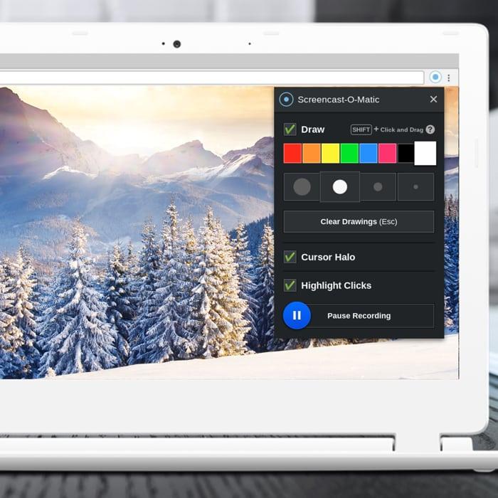 Screencast-O-Matic: Your Chromebook Screen Recorder Just Got Better
