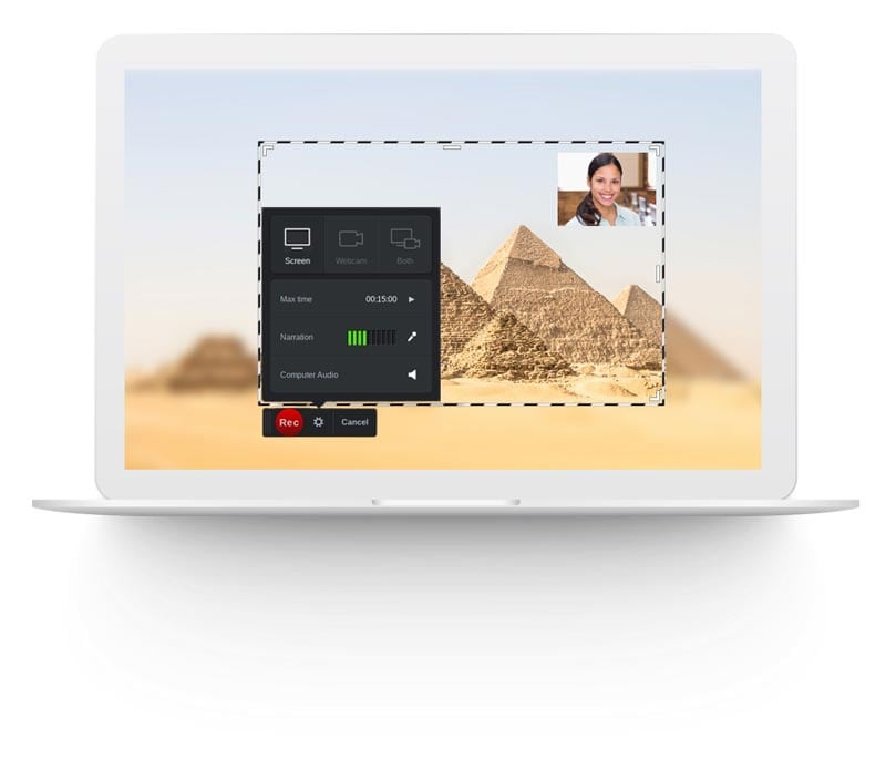 Free screen recorder from Screencast-O-Matic!
