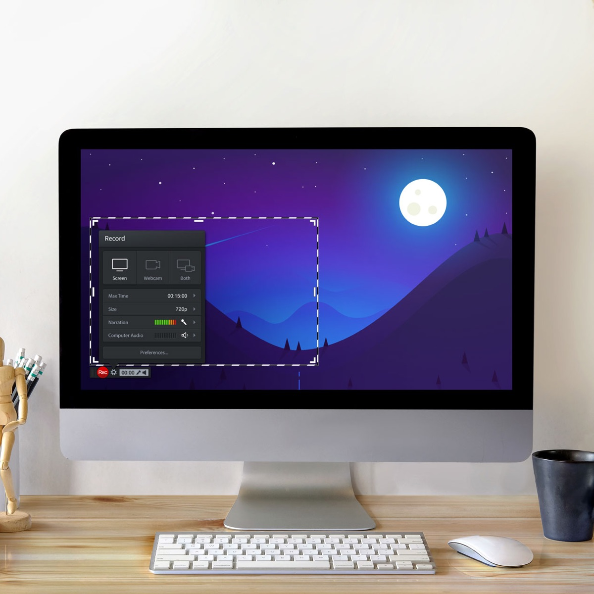 Capture Your Screen | Screen Recorder & Video Editor | Screencast-O