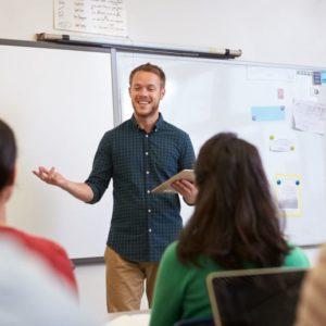 teaching in blended learning methods