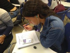 In-Class Flip Student