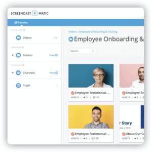 Organization - Video Hosting Platform