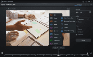 digital marketing videos on a budget
