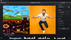 Gaming - video editor