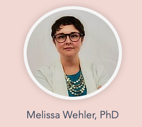 Melissa Wehler, PhD