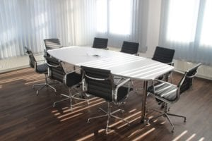 Empty Conference Rooms
