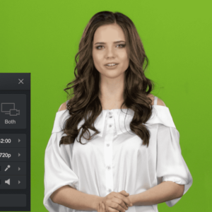 Green-Screen Recorder