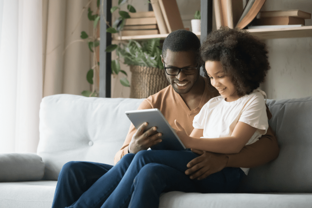 Remote Learning from home