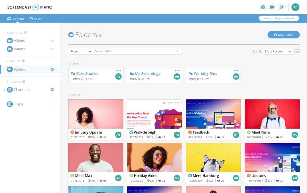 Content Hosting Platform