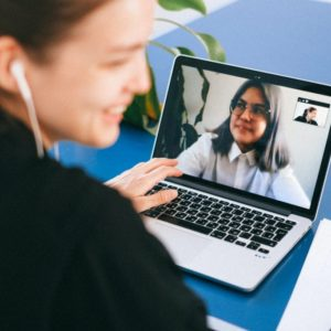 Video conference recordings