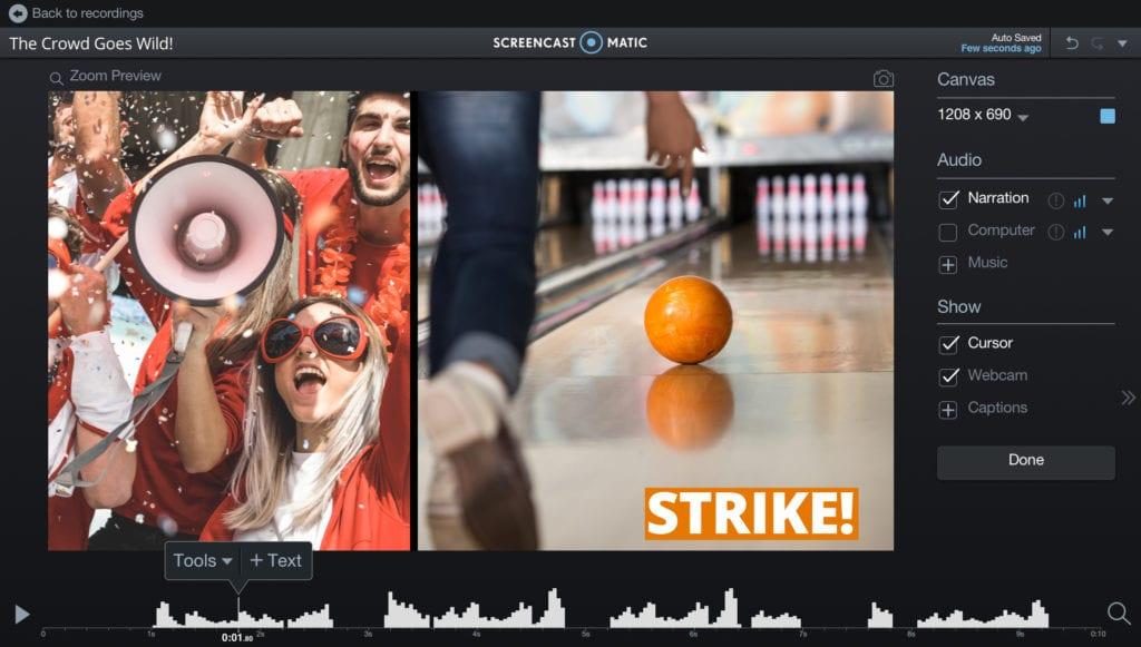 Social Videos - Video Editor