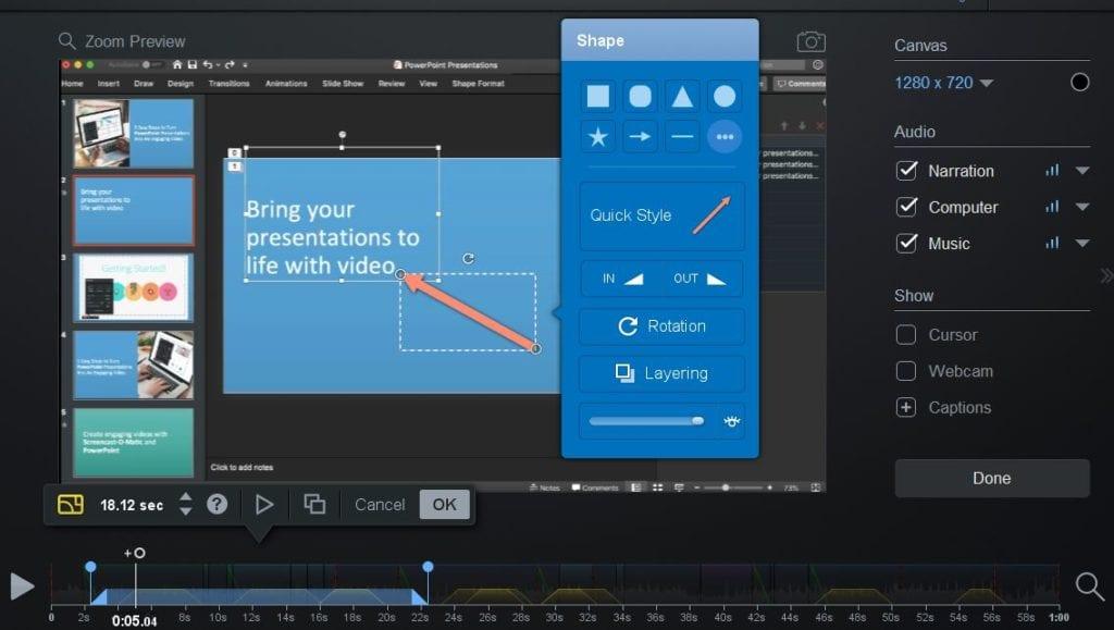 Video-Editor-Arrow
