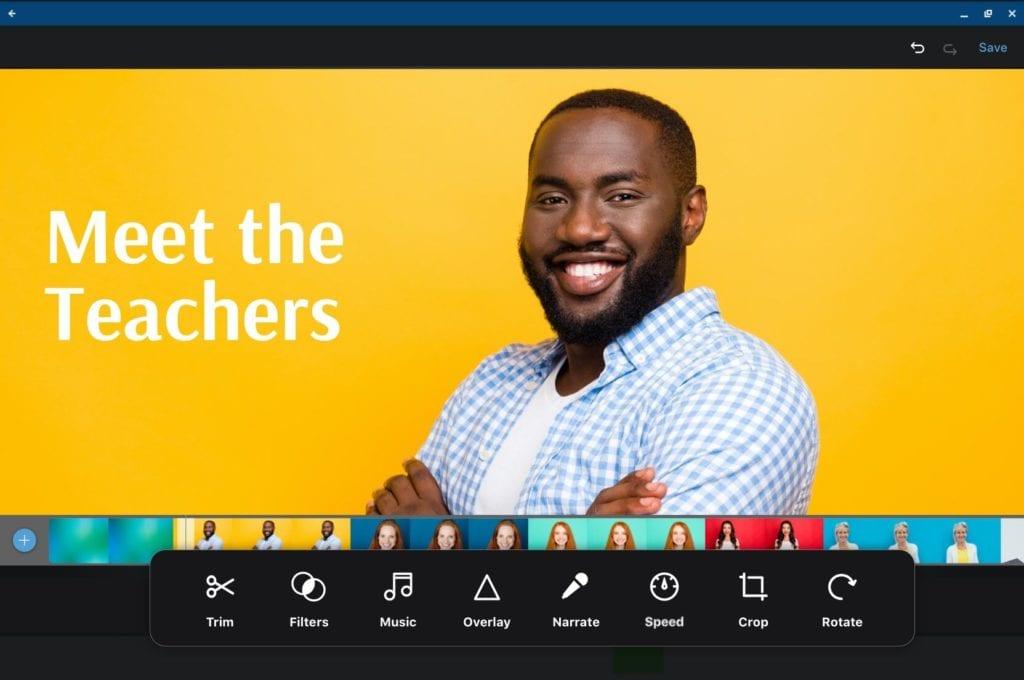 Screencast-O-Matic Chromebook Video Editor