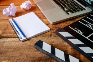 video script, script writing